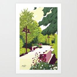 Sanctuary XXVI Art Print
