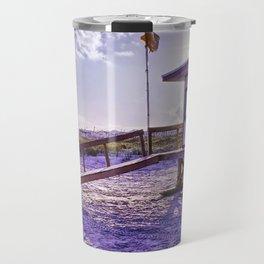 Coastal Drift Travel Mug