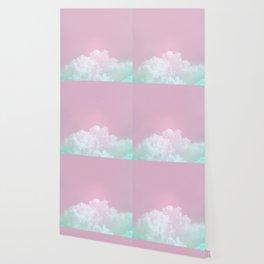 Dreamy Candy Sky Wallpaper