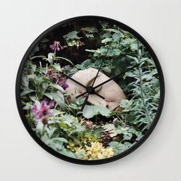 Resting Intuition Wall Clock