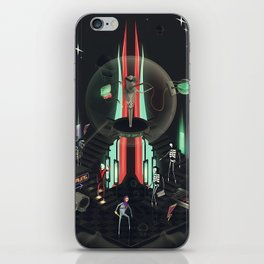 Dr. Oracle Was Under the Influence iPhone Skin