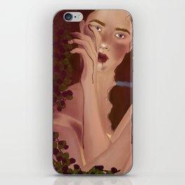 bramble iPhone Skin