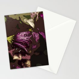 After The Rain Has Gone Stationery Cards