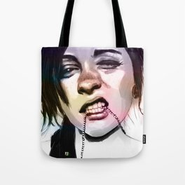 Happy End Tote Bag