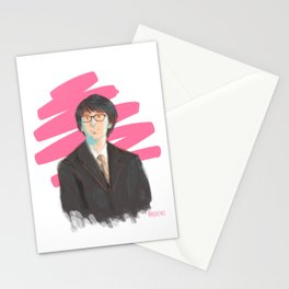 Harry in Suit Stationery Cards