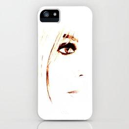 Brigitte Bardot iPhone Case