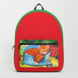 Not a Creature was Stirring Backpack