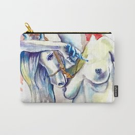 Oh my Horsie! Morphing Carry-All Pouch