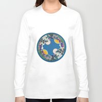 mandala Long Sleeve T-shirts featuring Mandala by Abundance