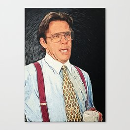 Bill Lumbergh Canvas Print