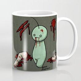 Zombie Cry Coffee Mug