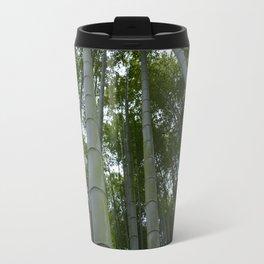Bambu forest Metal Travel Mug