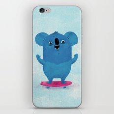 Kickflip Koala iPhone & iPod Skin