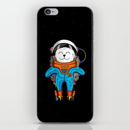 Intercatlactic! to the delicious Milky way!!! iPhone Skin