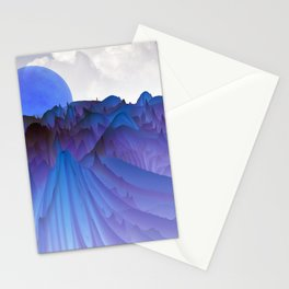 experiments on fractals -2b- Stationery Cards
