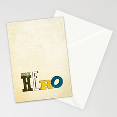 myHERO Stationery Cards