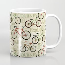 Bicycle Journey Coffee Mug