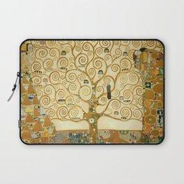Gustav Klimt - Tree of Life Laptop Sleeve