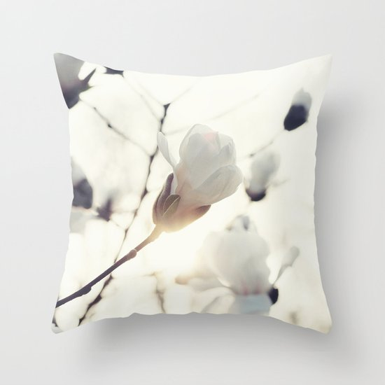 Four Throw Pillow