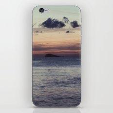 Empieza el día en la isla iPhone Skin