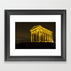 Penshaw Monument Framed Art Print