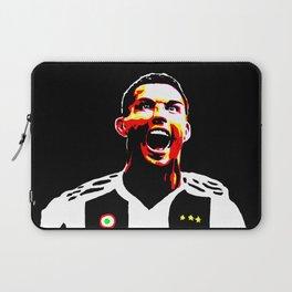 Cristiano Ronaldo Juventus CR7 Laptop Sleeve