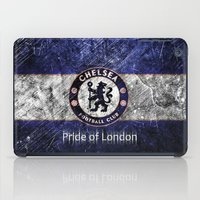 chelsea iPad Cases featuring CHELSEA by Acus