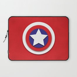 American Hero Laptop Sleeve