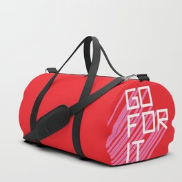 Go For It Duffle Bag