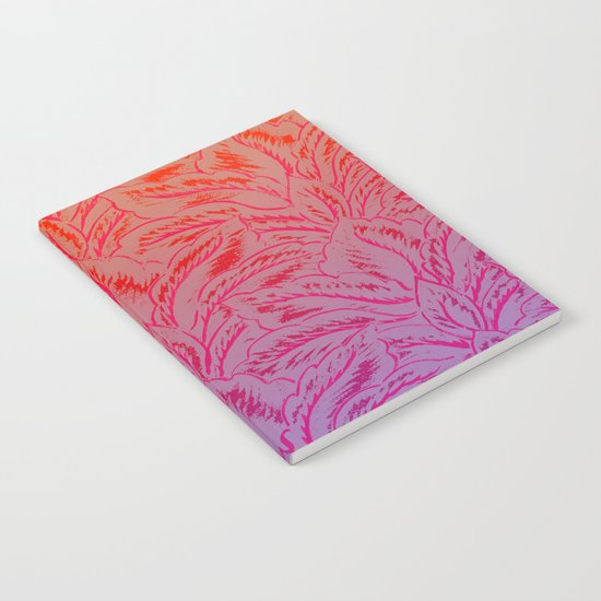 spiced tobacco Notebook