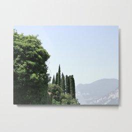 Italian landscape Metal Print