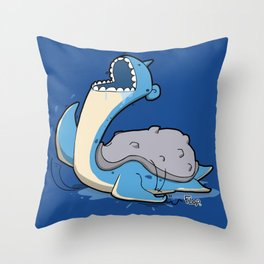 Pokémon - Number 131 Throw Pillow