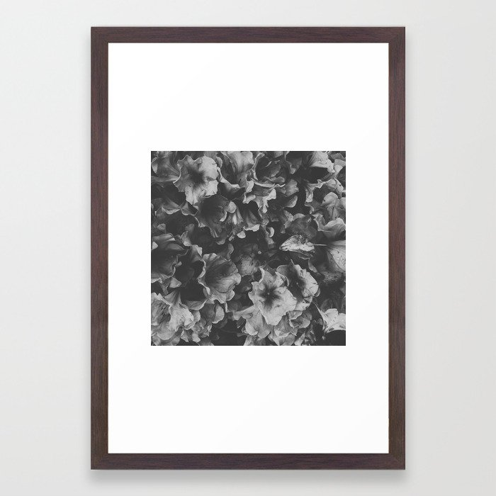 Dark Spring Framed Art Print