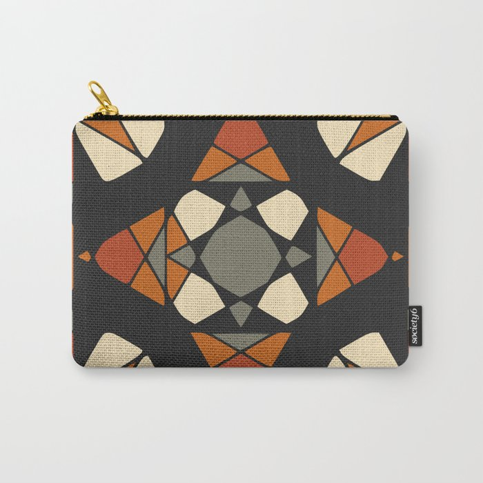 Mandala #1 Carry-All Pouch