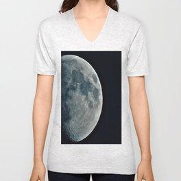 Moon2 Unisex V-Neck