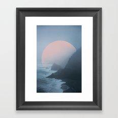New Zealand Coast II Framed Art Print
