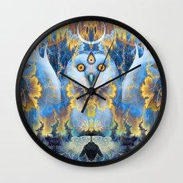 Moon Rhapsody Wall Clock