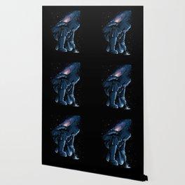 Welder In Space Wallpaper