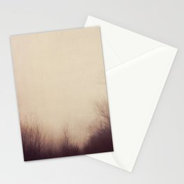 autumn atmosphere Stationery Cards