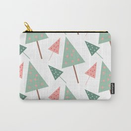 Sweet Cute Trees Carry-All Pouch