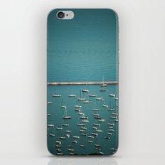 I'm on a boat iPhone & iPod Skin