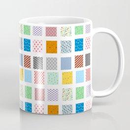 Pattern Collection:16 themed patterns Coffee Mug
