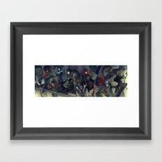 Vengeance and Night Framed Art Print