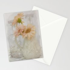 Once upon a Dream  Stationery Cards