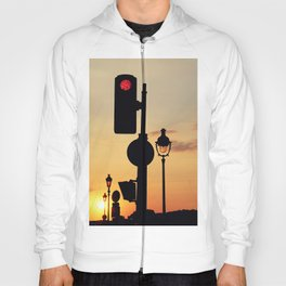 Stop and look at the sunset Hoody
