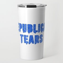 Republican Tears Travel Mug