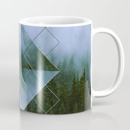 Dolomite Mountains Coffee Mug