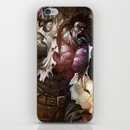 League of Legends Dr. MUNDO iPhone Skin