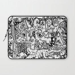 Creature City Laptop Sleeve