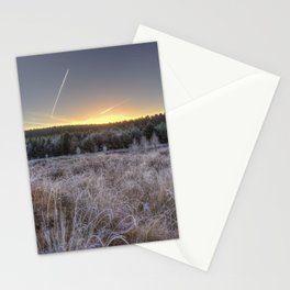 Moseley Green Sunrise Stationery Cards